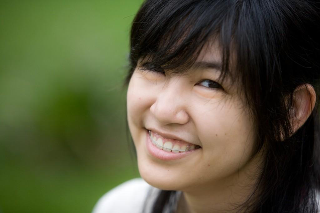 Une contention pour stabiliser un beau sourire