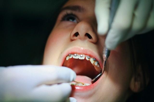 L'orthodontiste examine l'appareil dentaire