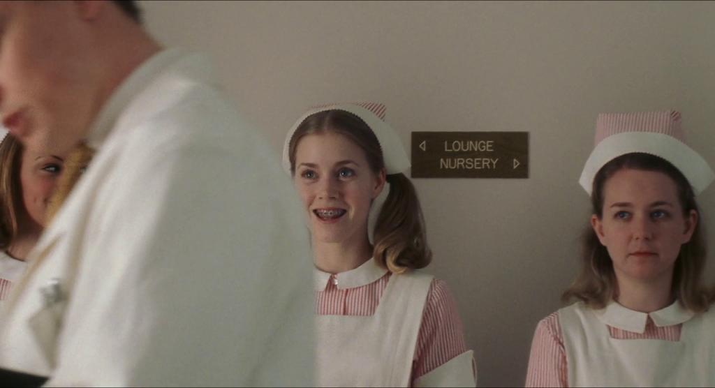 Arrête-moi si tu peux Appareil dentaire Amy Adams