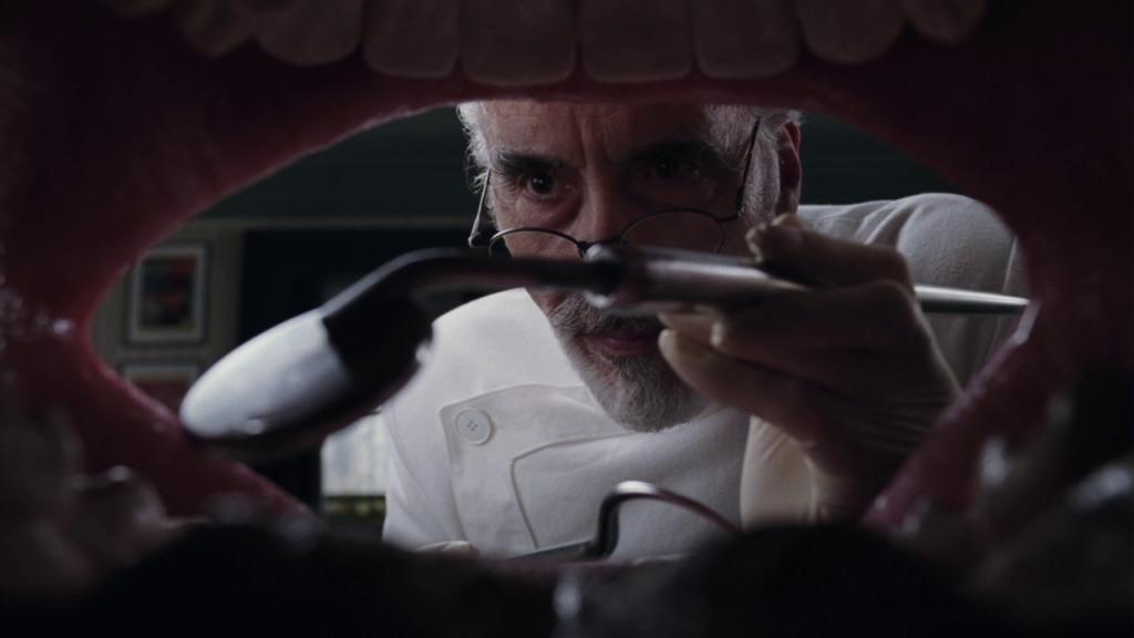 Charlie et la chocolaterie Appareil dentaire Johnny Depp bouche