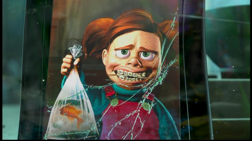 Le monde de Nemo appareil dentaire Darla